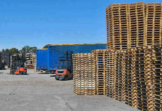 All Pallets Rwr Paletten New Pallets Used Pallets Wooden Or